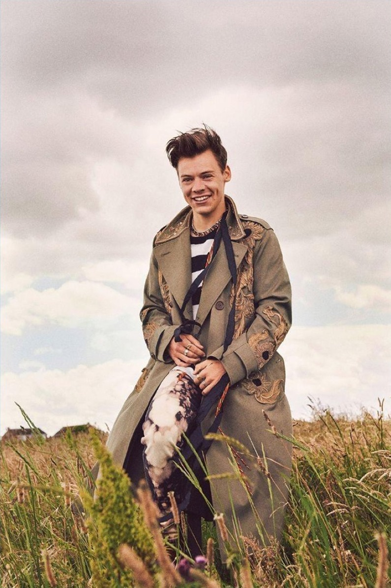 ANOTHER MAN MAGAZINE Harry Styles by Ryan McGinley. Fall 2016, www.imageamplified.com, Image Amplified11