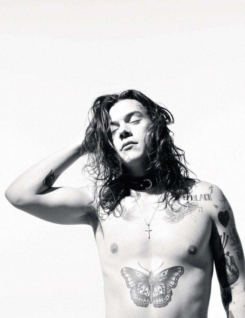 ANOTHER MAN MAGAZINE Harry Styles by Willy Vanderperre. Alister Mackie, Fall 2016, www.imageamplified.com, Image Amplified2