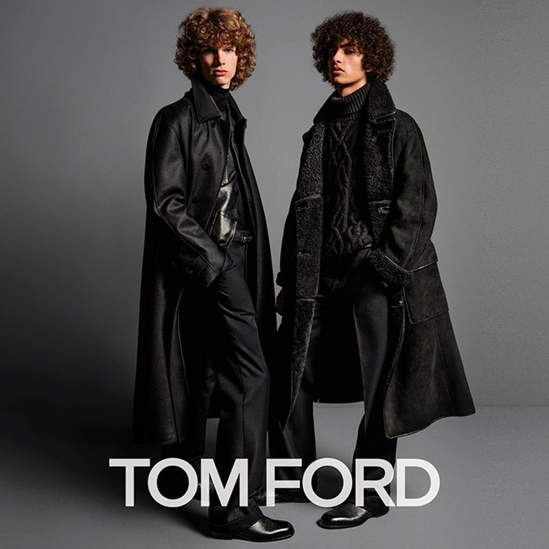 CAMPAIGN Erik van Gils & Tre Samuels for Tom Ford Fall 2016 by Inez & Vinoodh. Carine Roitfeld, www.imageamplified.com, Image Amplified1