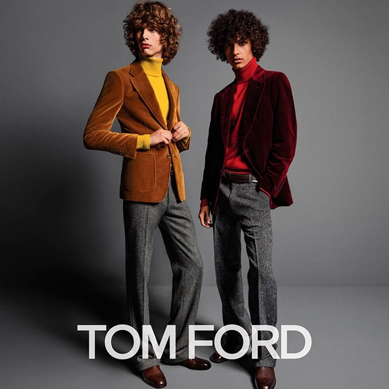 CAMPAIGN Erik van Gils & Tre Samuels for Tom Ford Fall 2016 by Inez & Vinoodh. Carine Roitfeld, www.imageamplified.com, Image Amplified5