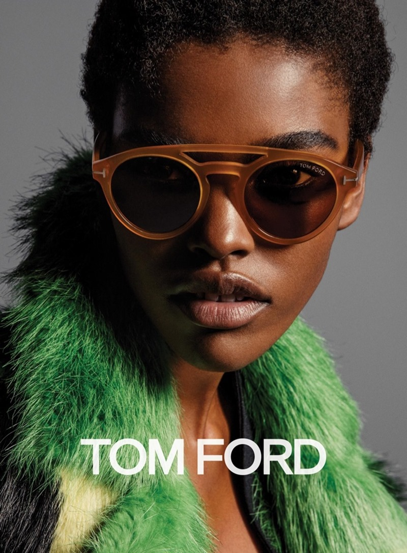 CAMPAIGN Grace Hartzel, Amilna Estevao & Yasmin Wijnaldum for Tom Ford Fall 2016 by Inez & Vinoodh. Carine Roitfeld, www.imageamplified.com, Image Amplified3