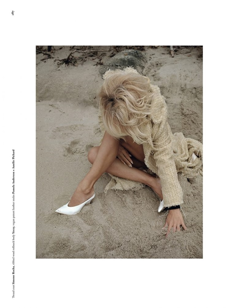 DAZED MAGAZINE Pamela Anderson by Zoe Ghertner. Emma Wyman, Fall 2016, www.imageamplified.com, Image Amplified (4)
