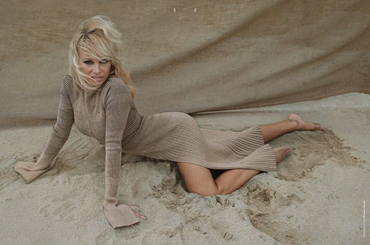DAZED MAGAZINE Pamela Anderson by Zoe Ghertner. Emma Wyman, Fall 2016, www.imageamplified.com, Image Amplified (5)