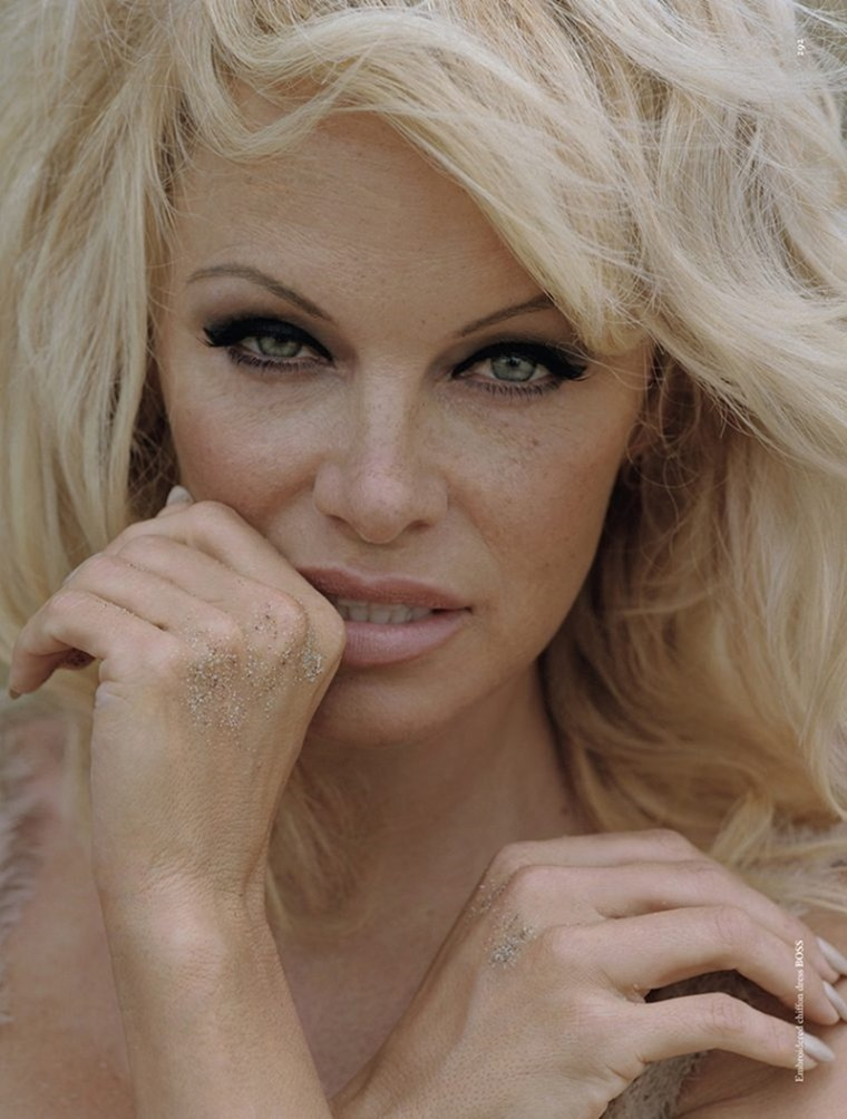DAZED MAGAZINE Pamela Anderson by Zoe Ghertner. Emma Wyman, Fall 2016, www.imageamplified.com, Image Amplified (7)