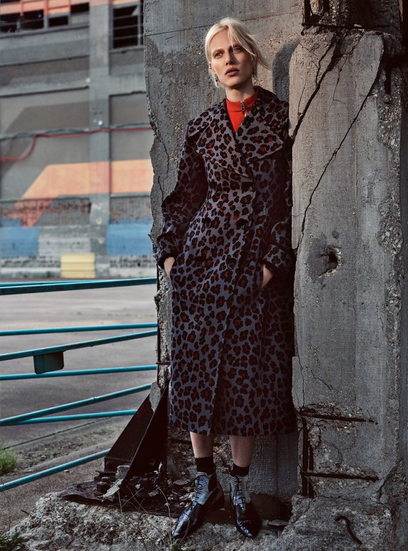 DIOR MAGAZINE Aymeline Valade by Gregory Harris. Tony Irvine, Fall 2016, www.imageamplified.com, Image Amplified4