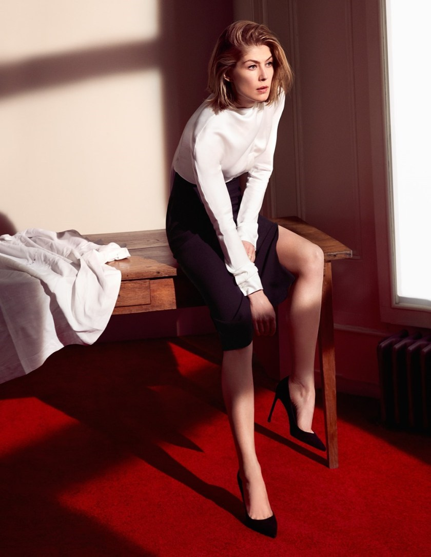 DIOR MAGAZINE Rosamund Pike by Camilla Akrans. Martine de Menthon, Fall 2016, www.imageamplified.com, Image Amplified5