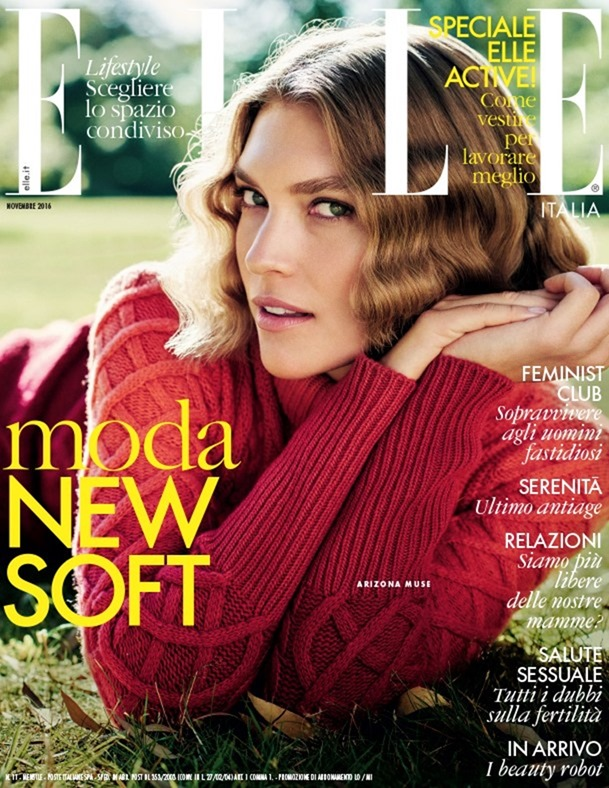 ELLE ITALIA Arizona Muse by David Burton. Carola Bianchi, November 2016, www.imageamplified.com, Image Amplified2