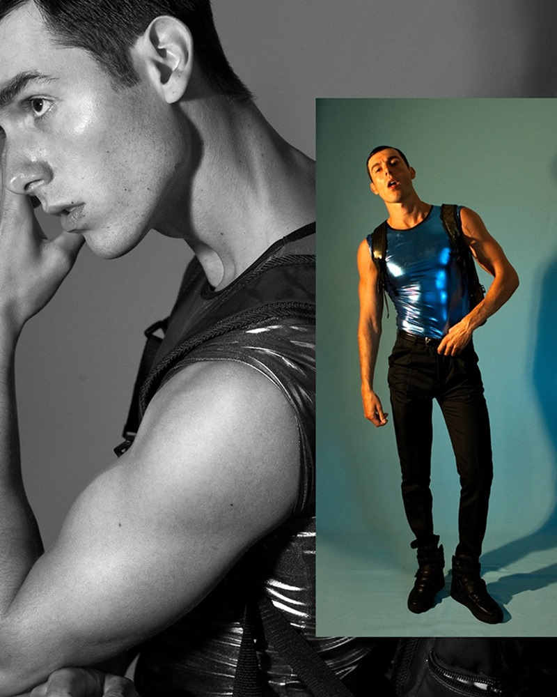 FACTORY FANZINE Matt Corrias by Baldovino Barani. Fall 2016, www.imageamplified.com, Image Amplified10
