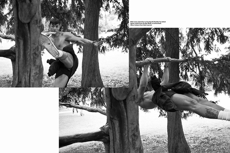 FACTORY FANZINE Matt Corrias by Baldovino Barani. Fall 2016, www.imageamplified.com, Image Amplified2