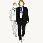 FASHION ILLUSTRATION: New York Fashion Week Men Spring/Summer 2017 by JET