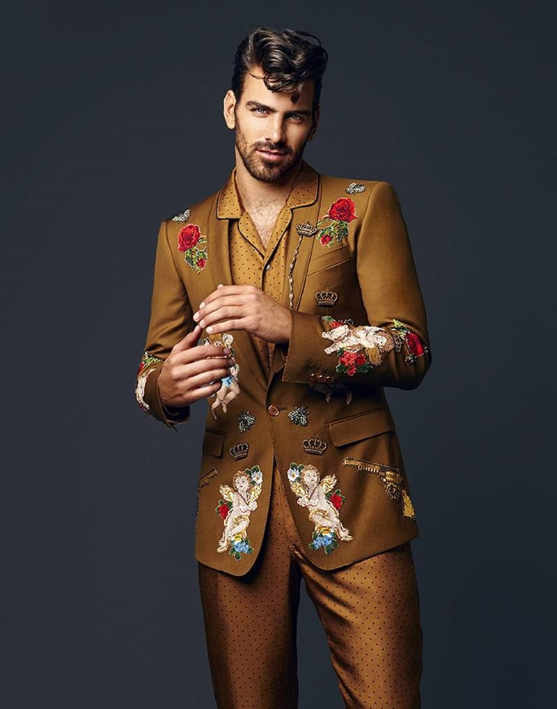 FASHION PHOTOGRAPHY Nyle DiMarco for Prestige Hong Kong, Fall 2016. www.imageamplified.com, Image Amplified (4)
