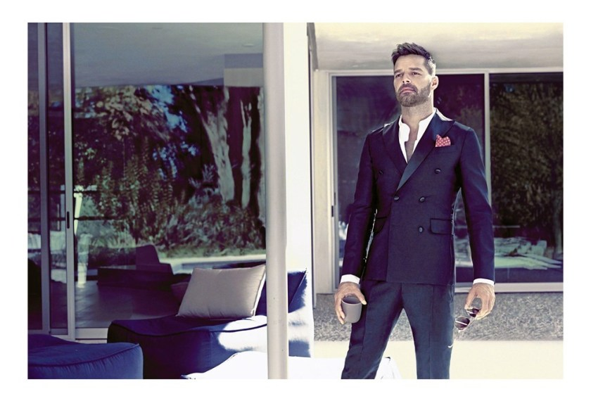 GAY TIMES MAGAZINE Ricky Martin by Nino Munoz. Fall 2016, www.imageamplified.com, Image Amplified5