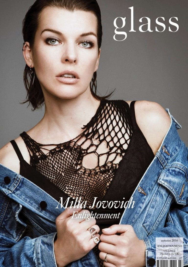 GLASS MAGAZINE Milla Jovovich by Bojana Tatarska. Marine Braunschvig, Fall 2016, www.imageamplified.com, Image Amplified (2)