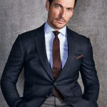 GQ MEXICO: David Gandy by Richard Ramos