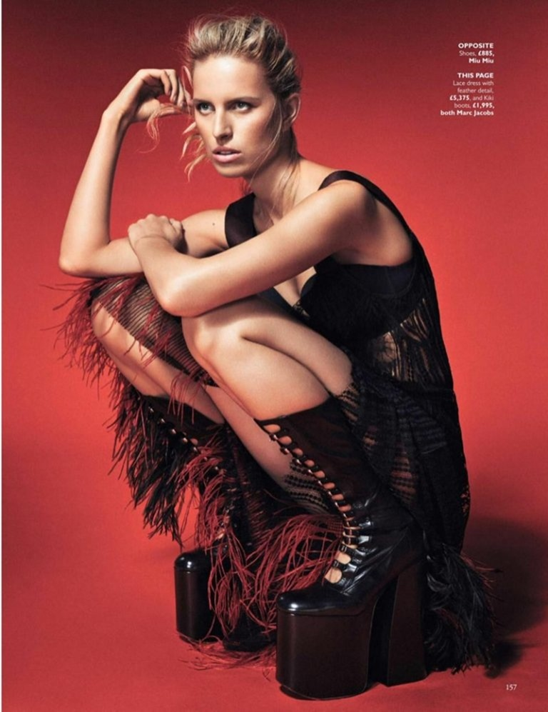 GRAZIA UK Karolina Kurkova by Alex Bramall. Natalie Wansbrough Jones, September 2016, www.imageamplified.com, Image Amplified (9)