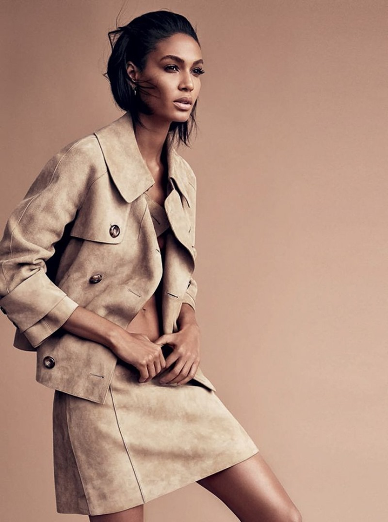 HARPER'S BAZAAR GERMANY Joan Smalls by Marcus Ohlsson. Kerstin Schneider, November 2016, www.imageamplified.com, Image Amplified6