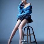 HARPER'S BAZAAR RUSSIA: Bella Hadid by Mathieu Cesar