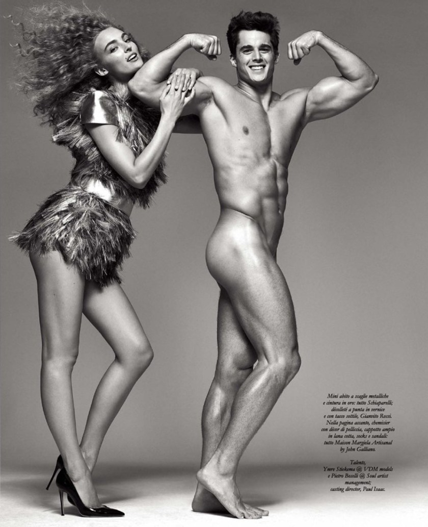 LADIES & GENTS MAGAZINE Pietro Boselli & Ymra Stiekema by Philippe Vogelenzang. Miguel Arnau, October 2016, www.imageamplified.com, Image Amplified (7)