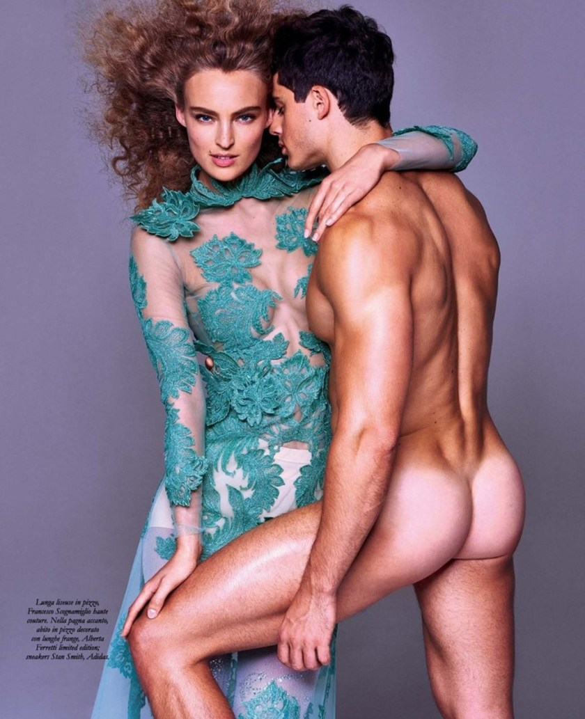 LADIES & GENTS MAGAZINE Pietro Boselli & Ymra Stiekema by Philippe Vogelenzang. Miguel Arnau, October 2016, www.imageamplified.com, Image Amplified (10)