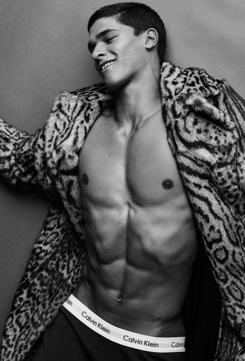 MODELS.COM Trevor Signorino by Greg Vaughan. Javon Drake, Fall 2016, www.imageamplified.com, Image Amplified4