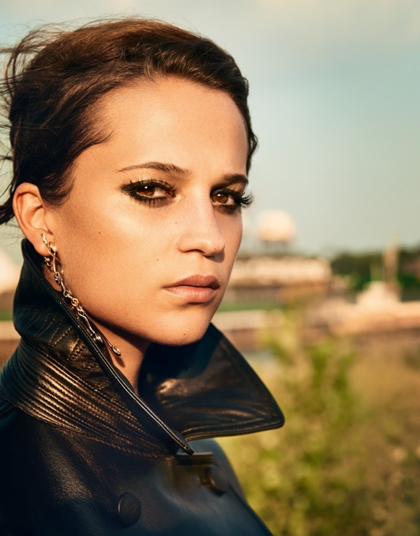 PORTER MAGAZINE Alicia Vikander by Ryan McGinley. George Cortina, Fall 2016, www.imageamplified.com, Image Amplified8