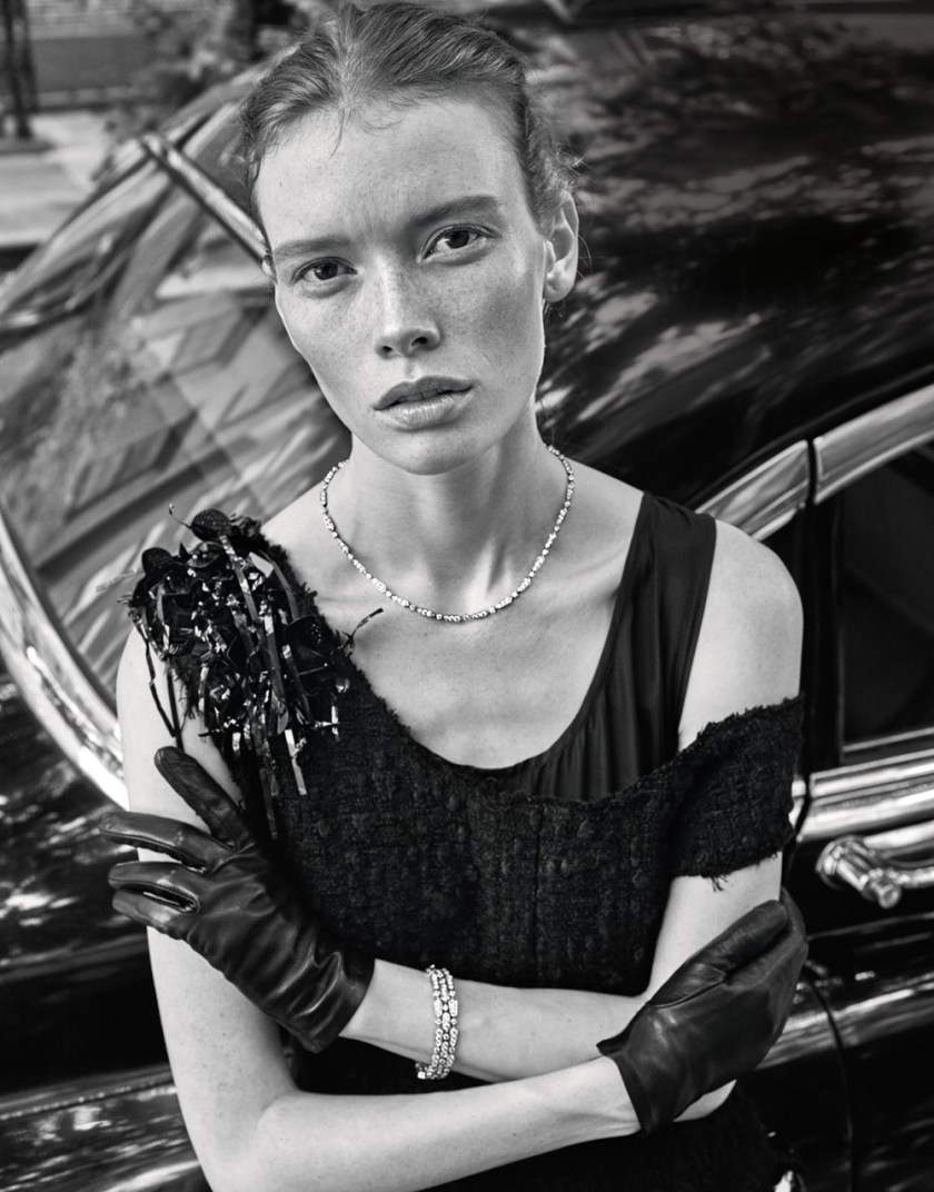 PORTER MAGAZINE Julia Hafstrom by Matthew Kristall. Morgan Pilcher, Fall 2016, www.imageamplified.com, Image Amplified7