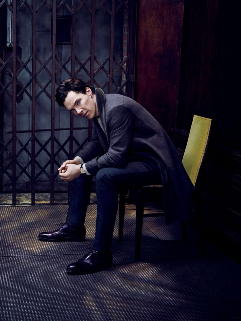 VANITY FAIR MAGAZINE Benedict Cumberbatch by Jason Bell. Jessica Diehl, November 2016, www.imageamplified.com, Image Amplified (3)