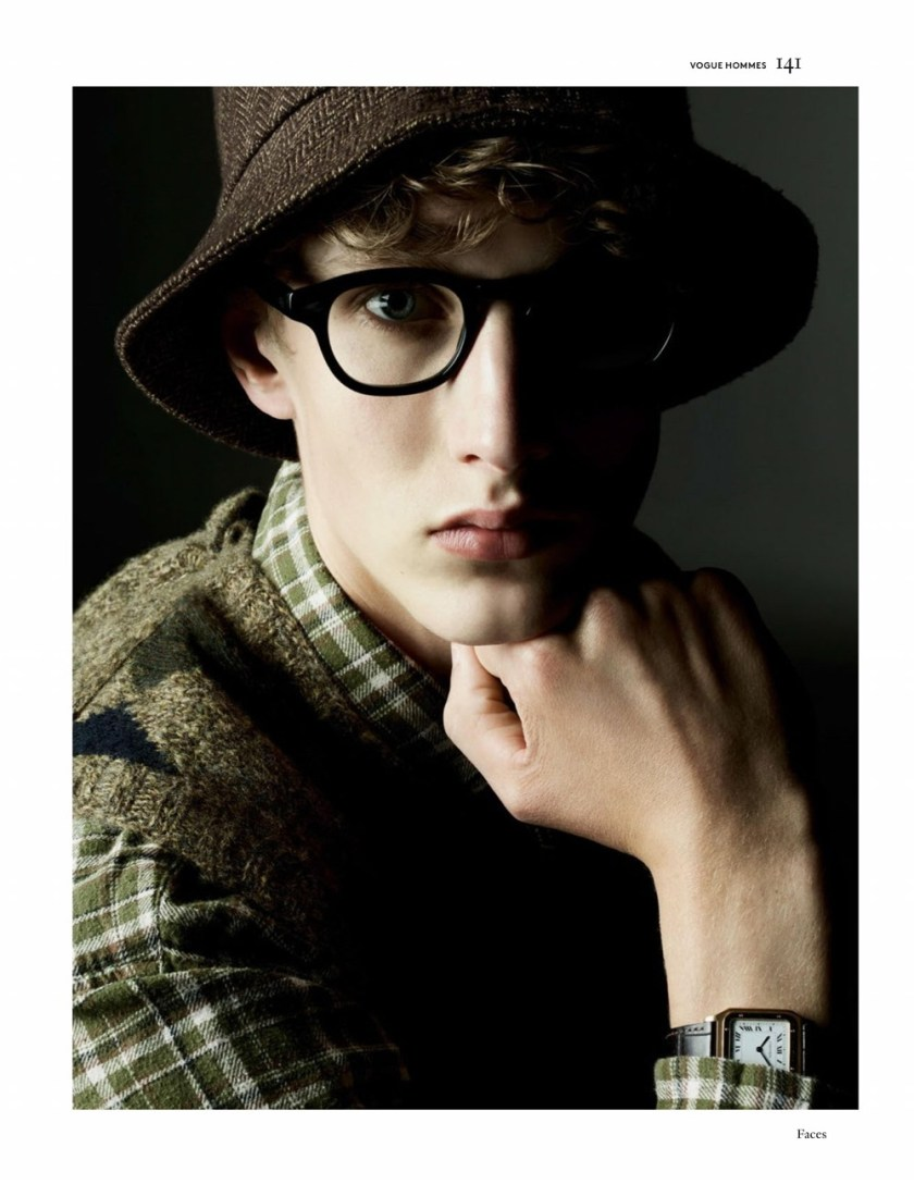 VOGUE HOMMES Faces by Solve Sundsbo. Anastasia Barbieri, Fall 2016, www.imageamplified.com, Image Amplified (5)