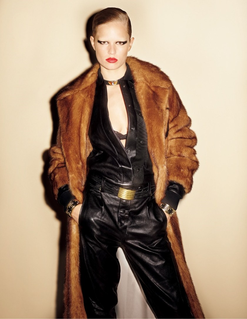 VOGUE JAPAN Anna Ewers by Ezra Petronio. Sissy Vian, November 2016, www.imageamplified.com, Image Amplified5