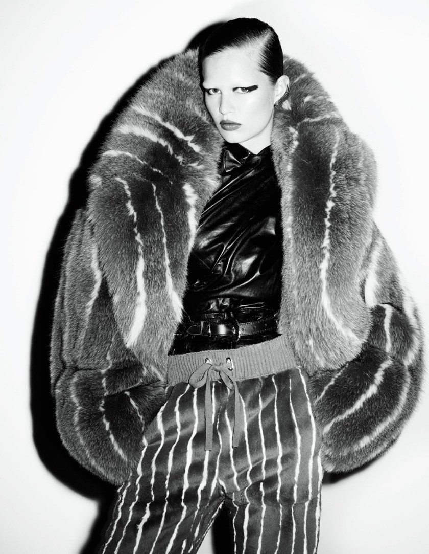 VOGUE JAPAN Anna Ewers by Ezra Petronio. Sissy Vian, November 2016, www.imageamplified.com, Image Amplified6