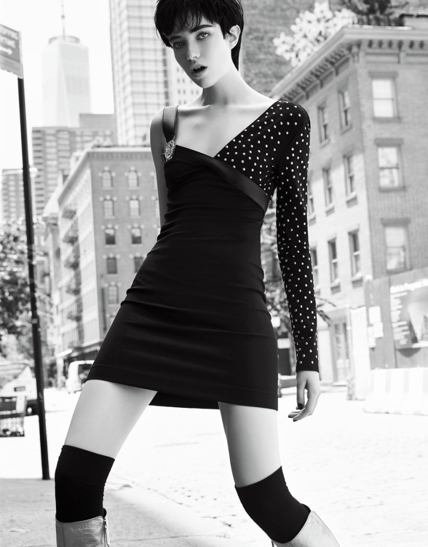 VOGUE JAPAN Grace Hartzel by Patrick Demarchelier. Sarajane Hoare, November 2016, www.imageamplified.com, Image Amplified5