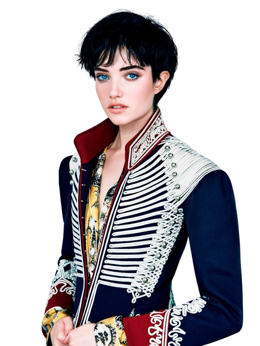 VOGUE JAPAN Grace Hartzel by Patrick Demarchelier. Sarajane Hoare, November 2016, www.imageamplified.com, Image Amplified9