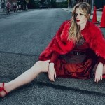 VOGUE PORTUGAL: Anne Vyalitsyna by An Le