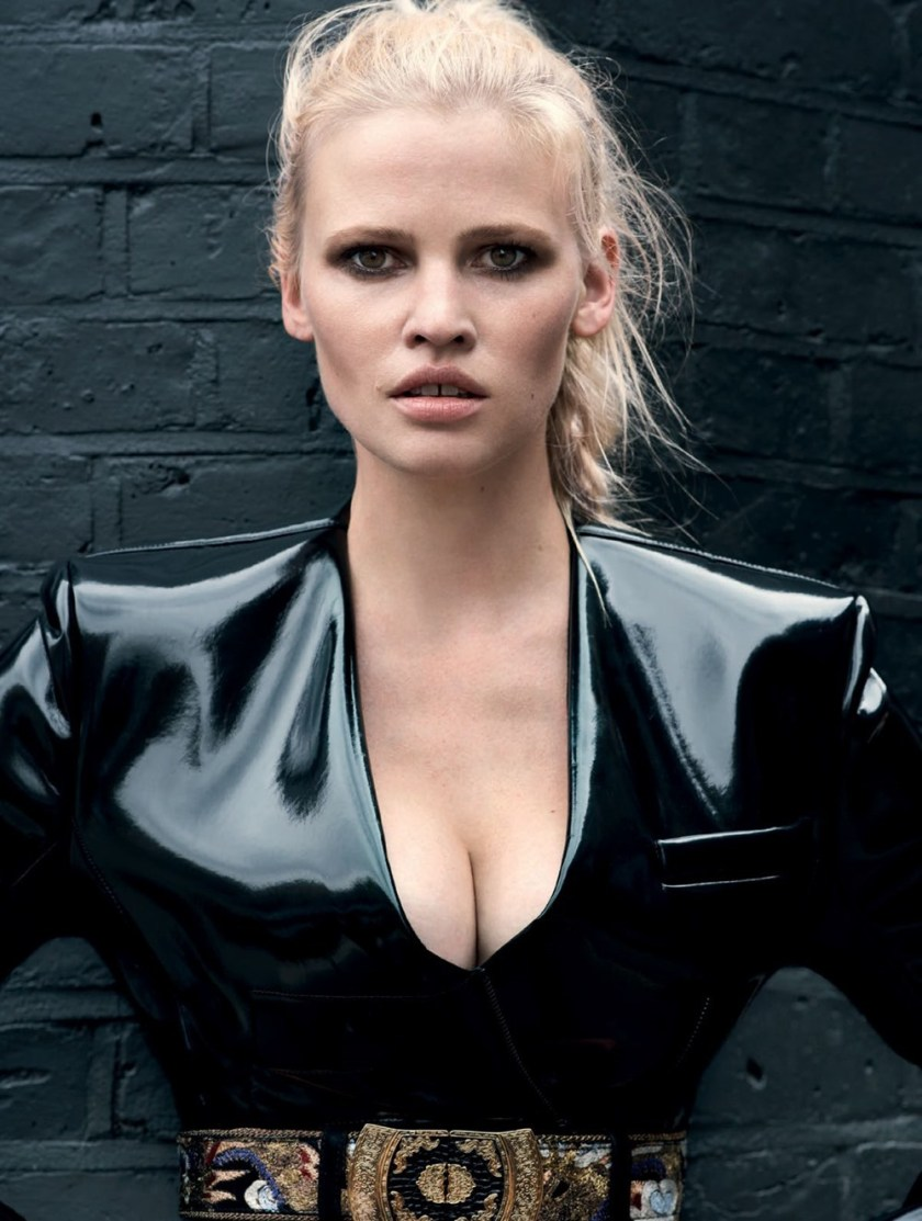 VOGUE TURKEY Lara Stone by Liz Collins. Konca Aykan, October 2016, www.imageamplified.com, Image Amplified12