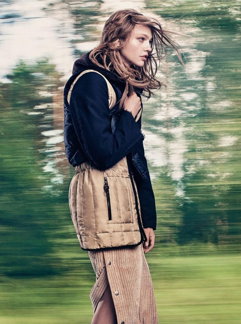 VOGUE UK Sasha Pivovarova by Craig McDean. Kate Phelan, October 2016, www.imageamplified.com, Image Amplified (7)