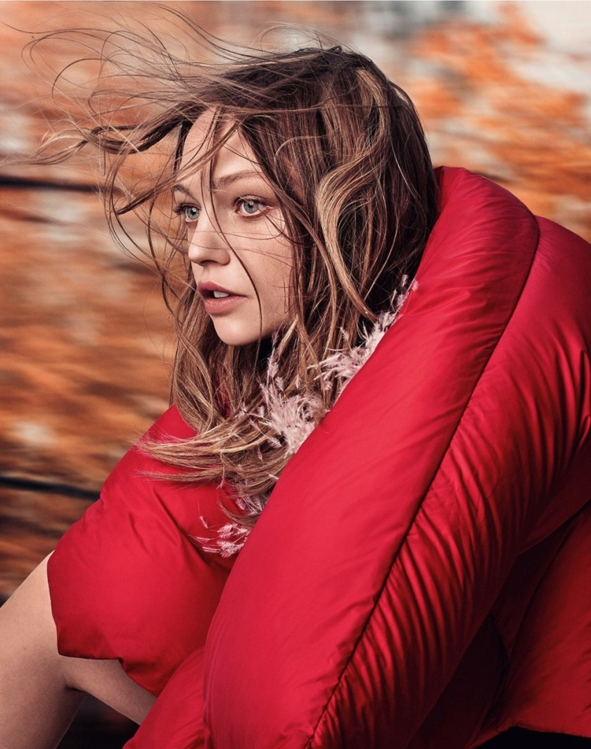 VOGUE UK Sasha Pivovarova by Craig McDean. Kate Phelan, October 2016, www.imageamplified.com, Image Amplified (1)