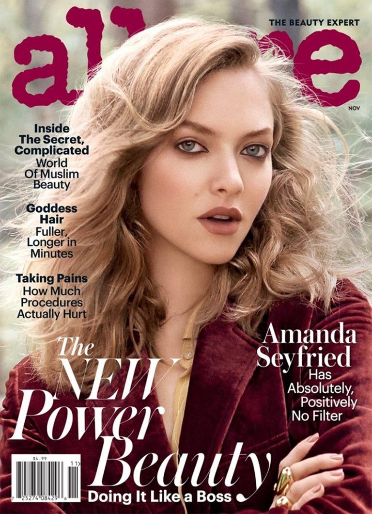 ALLURE MAGAZINE Amanda Seyfried by Scott Trindle. Tony Irvine, November 2016, www.imageamplified.com, Image Amplified (1)