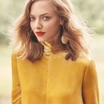 ALLURE MAGAZINE: Amanda Seyfried by Scott Trindle