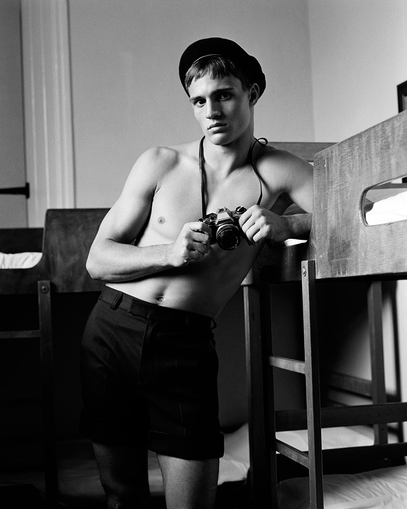 ARENA HOMME  MAGAZINE Julian Schneider, Mitchell Slaggert, Kit Butler & Max Overshiner by Alasdair McLellan. Benjamin Bruno, Fall 2016, www.imageamplified.com, Image Amplified2