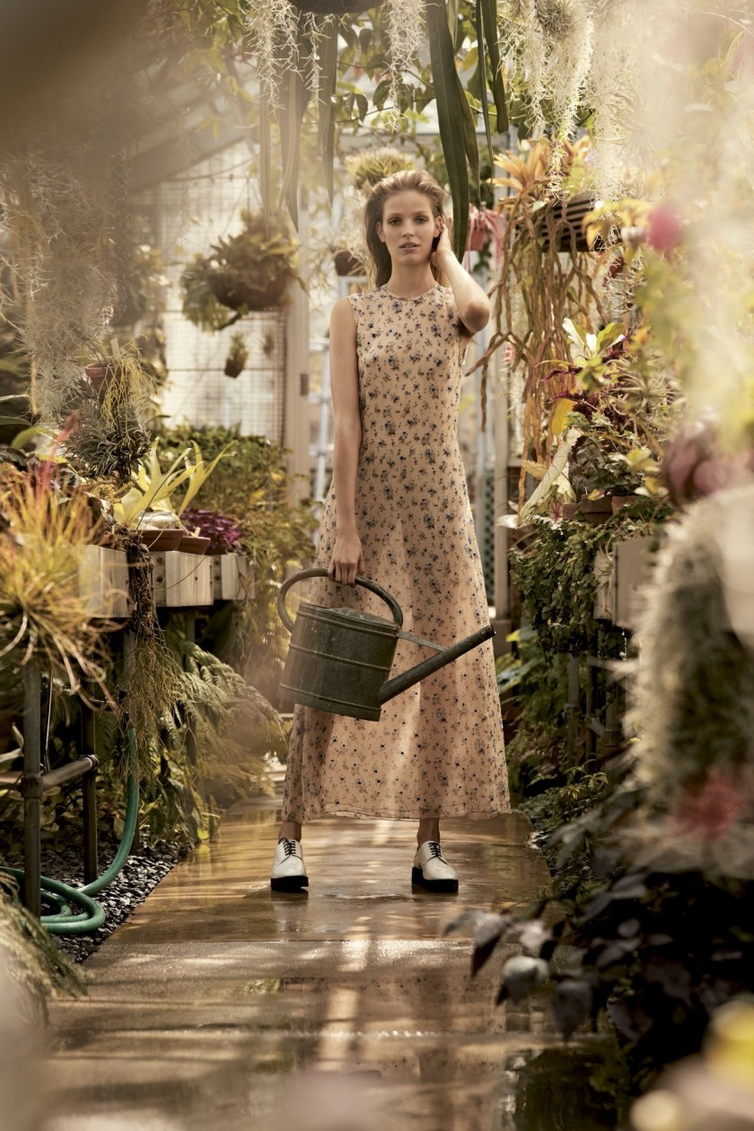 BERGDORF GOODMAN MAGAZINE Alisa Ahmann by Will Davidson. Resort 2017, www.imageamplified.com, Image Amplified3