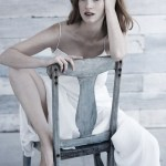 C MAGAZINE: Jessica Chastain by Jan Welters