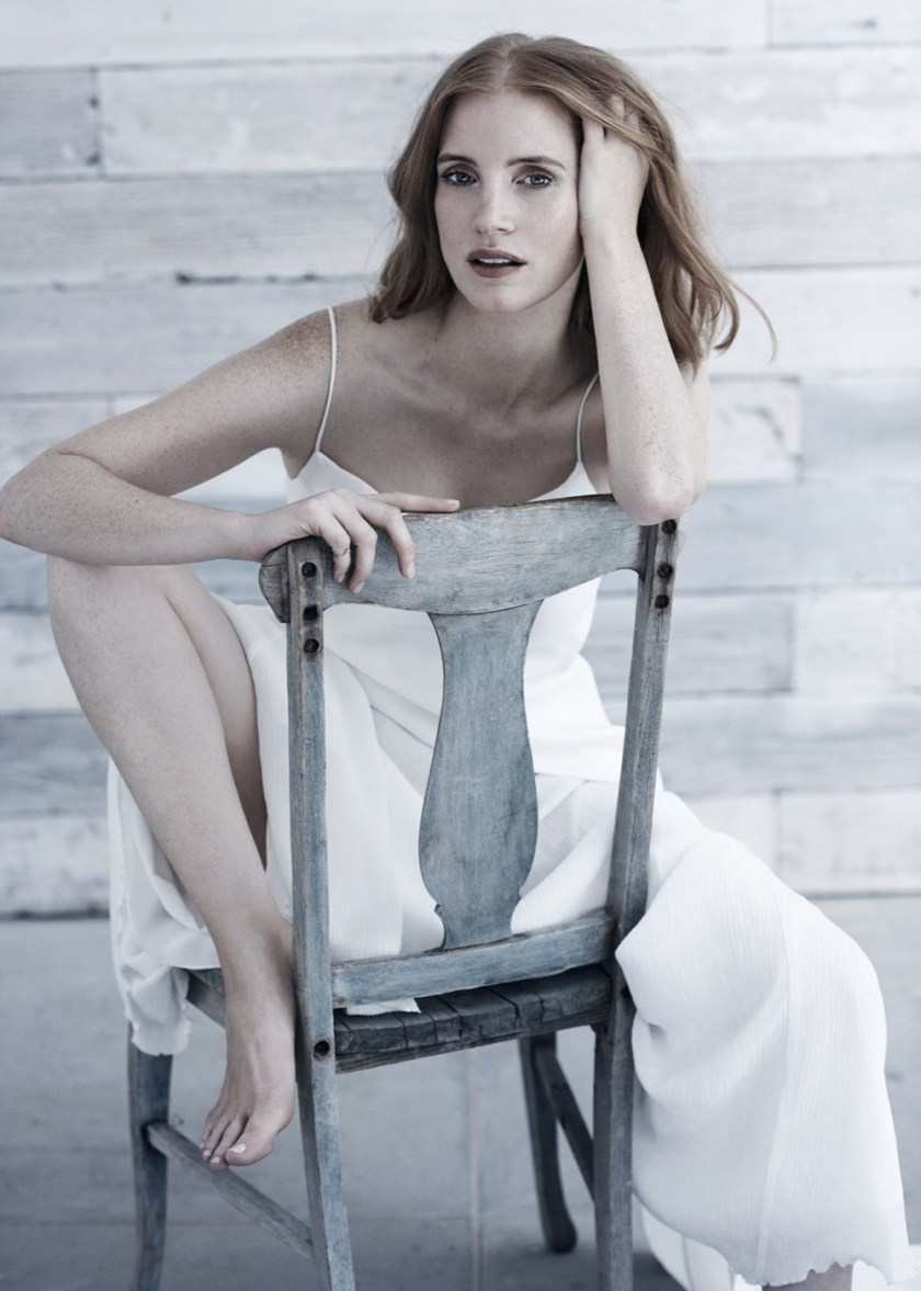 C MAGAZINE Jessica Chastain by Jan Welters. Alison Edmond, November 2016, www.imageamplified.com, Image Amplified (3)