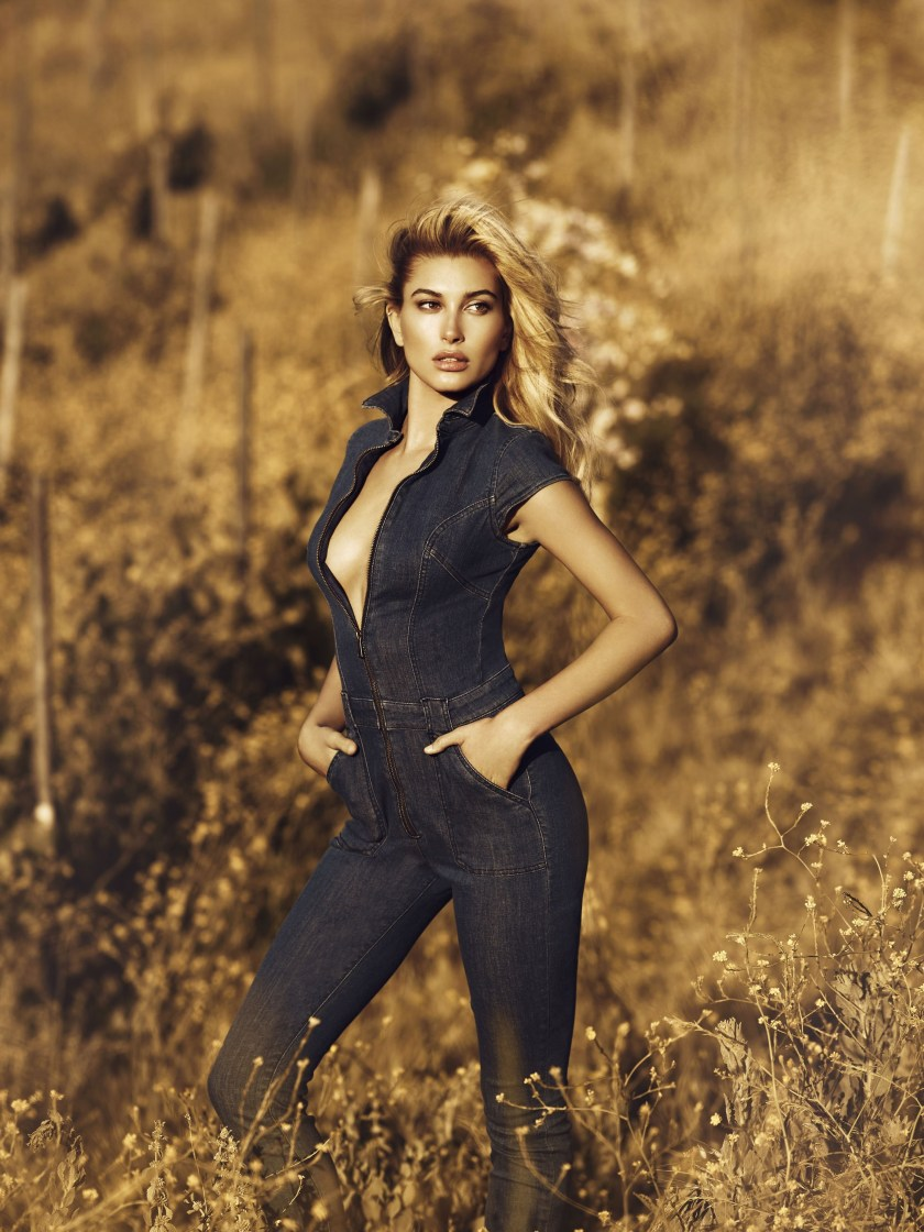 CAMPAIGN Hailey Baldwin for Guess Fall 2016 by Rayan Ayash. Elizabetta Massari, www.imageamplified.com, Image Amplified13