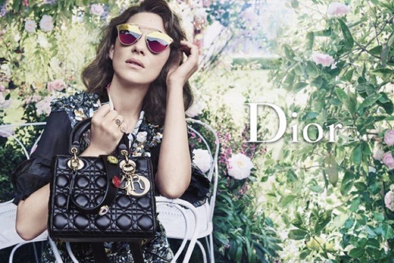 CAMPAIGN Marion Cotillard for Lady Dior Resort 2017 by Craig McDean. www.imageamplified.com, Image Amplified (1)