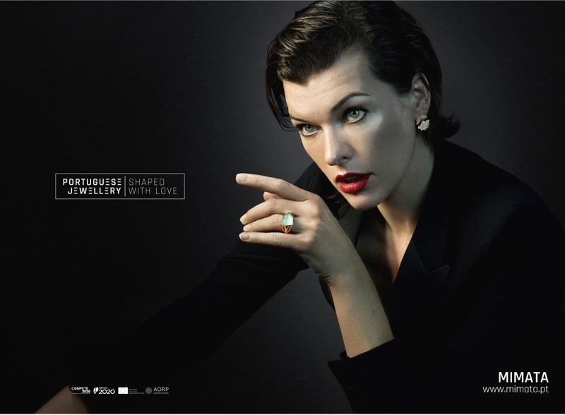 CAMPAIGN Milla Jovovich for Portuguese Jewellery 2016. www.imageamplified.com, Image Amplified4