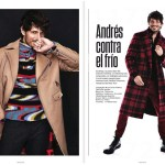 CODIGO UNICO: Andres Velencoso by Richard Ramos