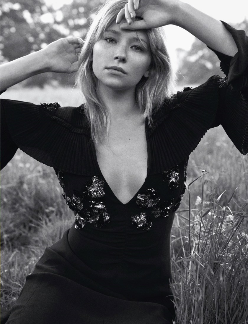 DIOR MAGAZINE Haley Bennett by Lachlan Bailey. Tony Irvine, Fall 2016, www.imageamplified.com, image Amplified9