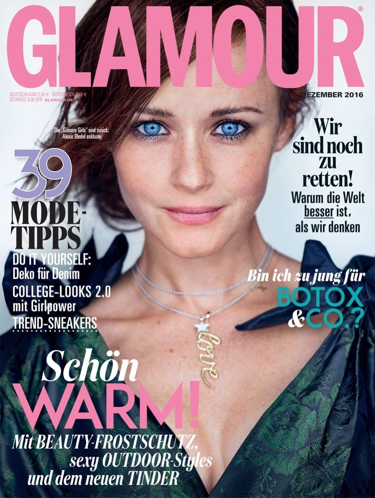 GLAMOUR GERMANY Alexis Bledel by Alexei Hay. Veronique Tristram, December 2016, www.imageamplified.com, Image Amplified1