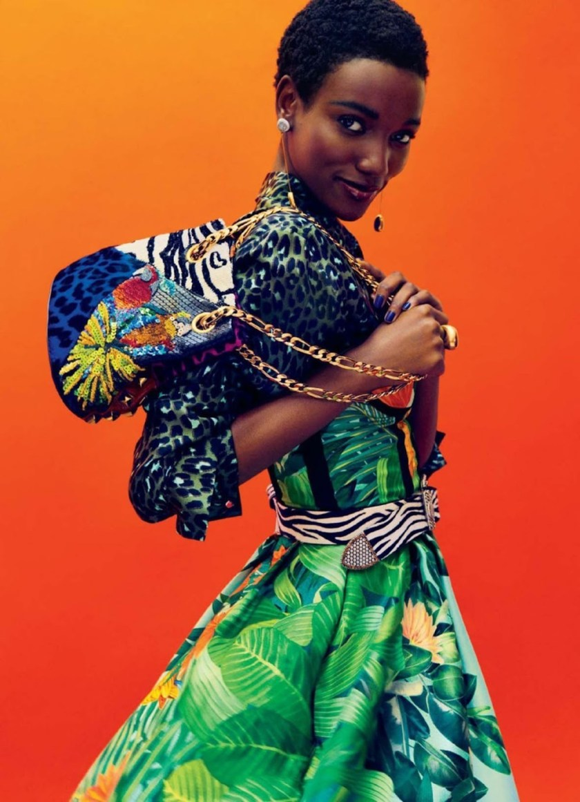 GLAMOUR MAGAZINE Herieth Paul by Billy Kidd. Vanessa Chow, December 2016, www.imageamplified.com, Image amplified (1)