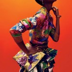 GLAMOUR MAGAZINE: Herieth Paul by Billy Kidd